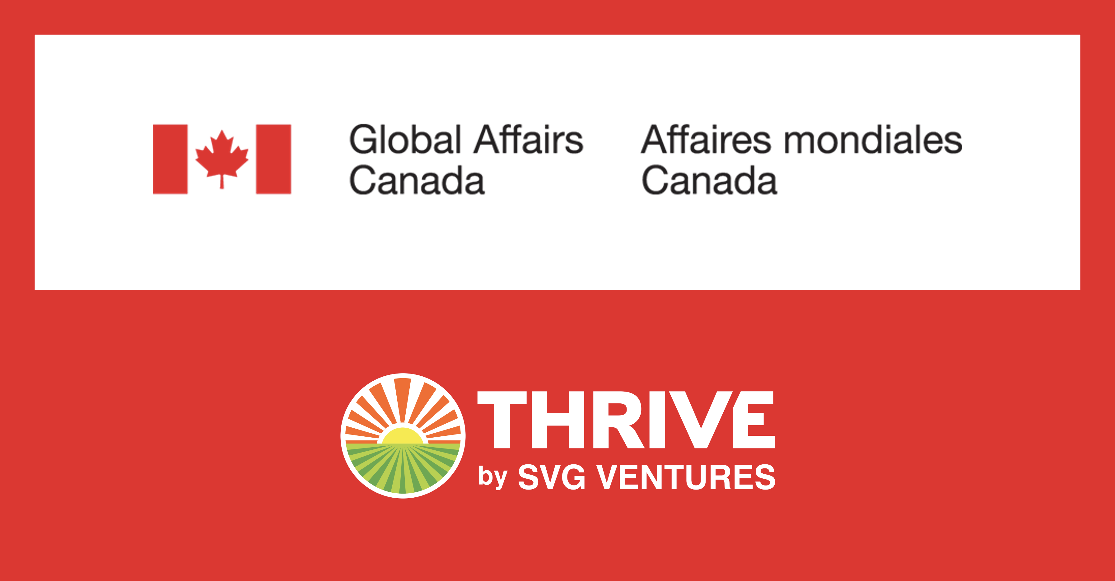 SVG Ventures | THRIVE and Canadian Government partner to accelerate AgTech innovation and investment