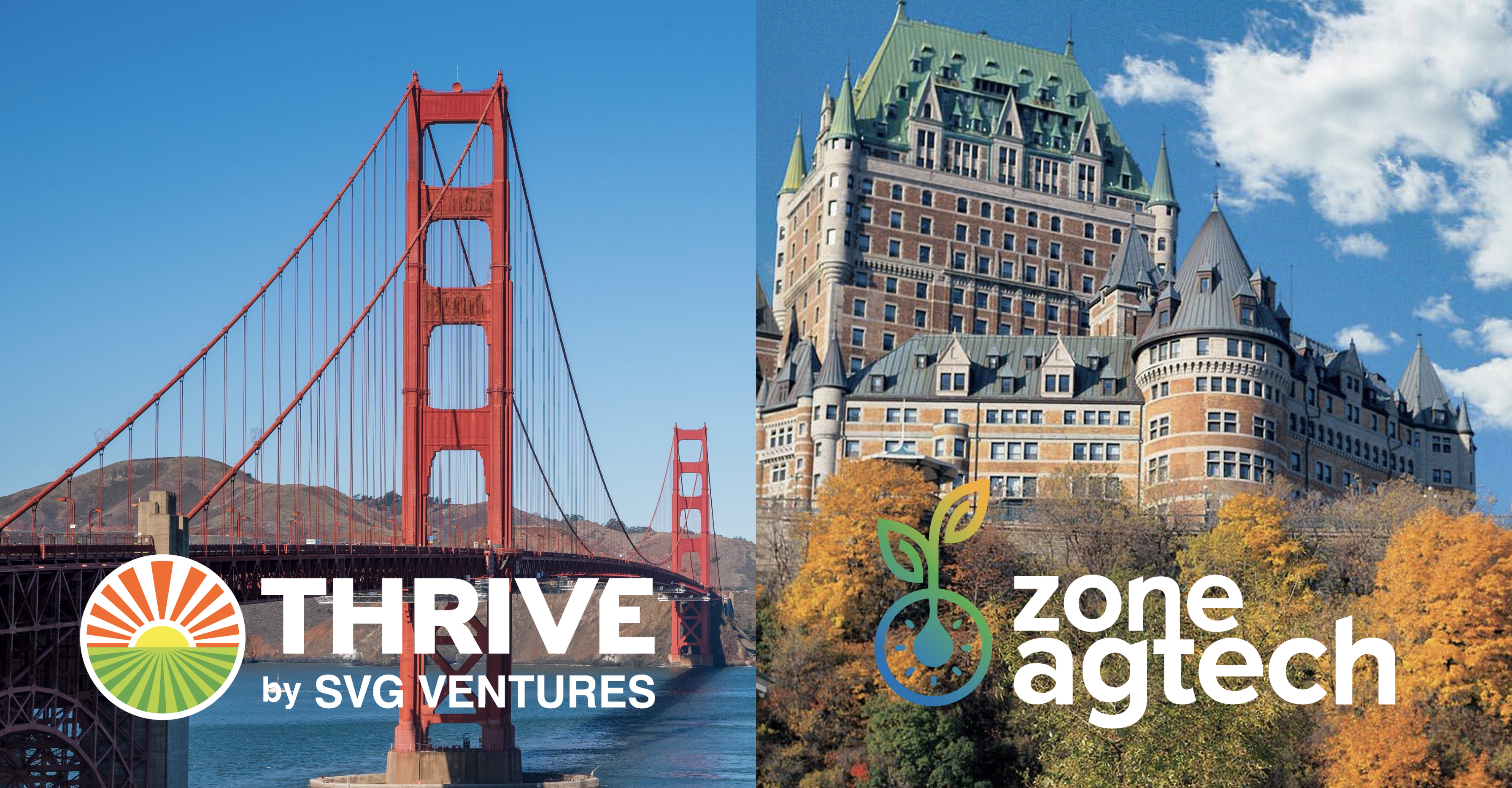 SVG Ventures | THRIVE and Zone Agtech partner to catalyze agtech innovation in Quebec