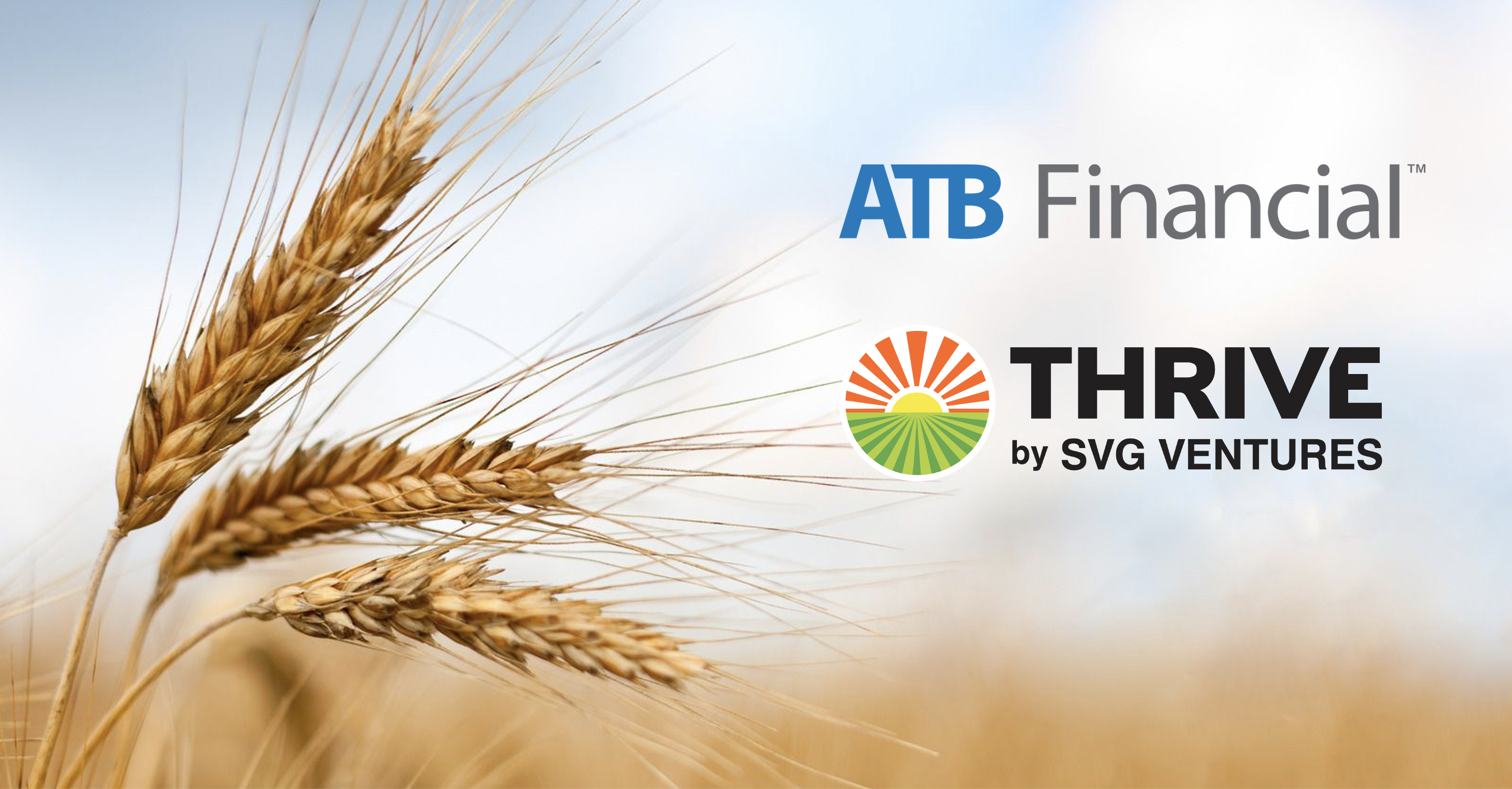 SVG Ventures | THRIVE and ATB partner to support THRIVE Canada Initiative!