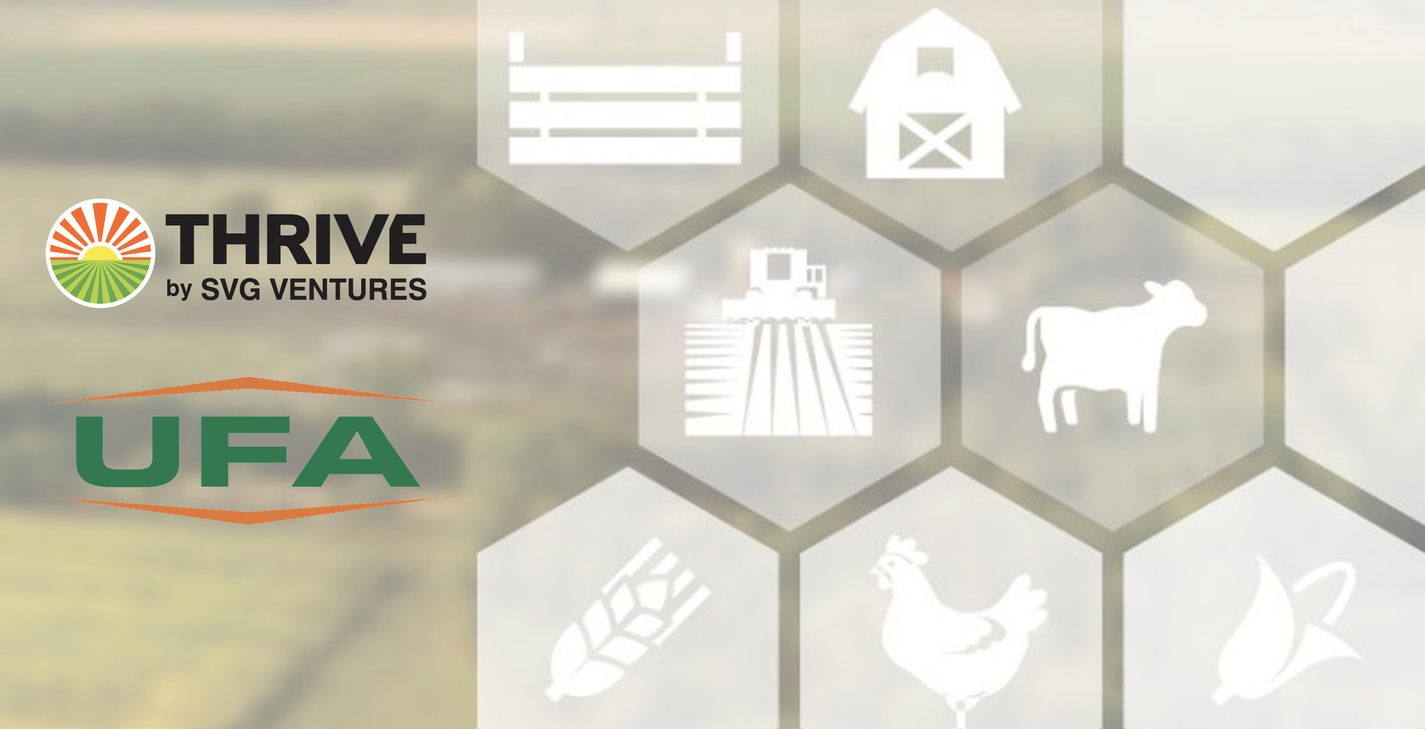 UFA Co-operative Announces Engagement with SVG Ventures | THRIVE