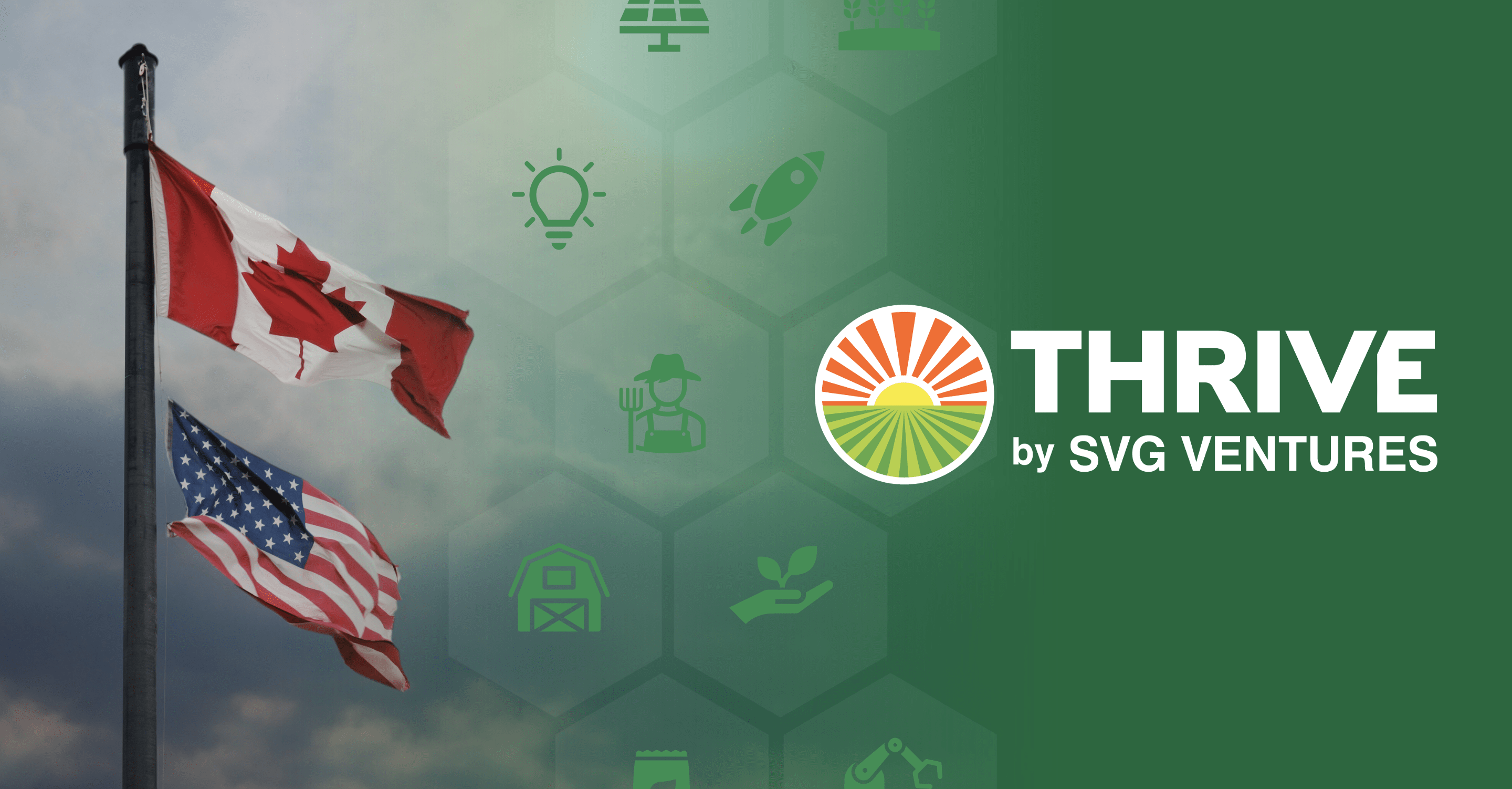 SVG Ventures | THRIVE  launches in Canada and establishes their innovation and investment platform with headquarters in Calgary, Alberta